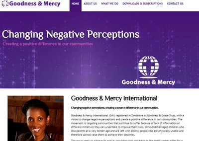 Goodness & Mercy International