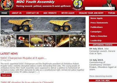MDC Youth Assembly