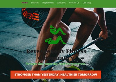 Revengebody Fitness Consultancy